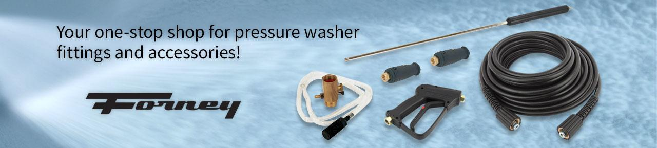 Forney Pressure Washer Accessories