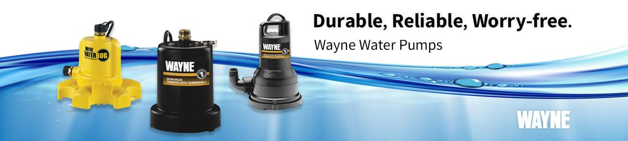 Wayne Water Pumps