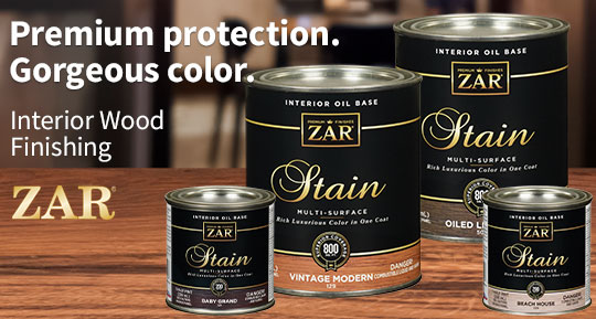 Zar Interior Wood Stain