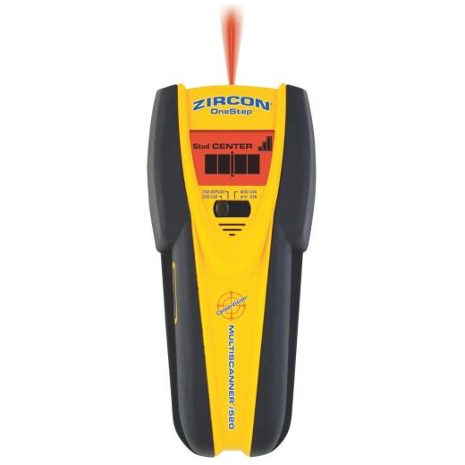 Zircon i520 One Step Electronic Stud Finder