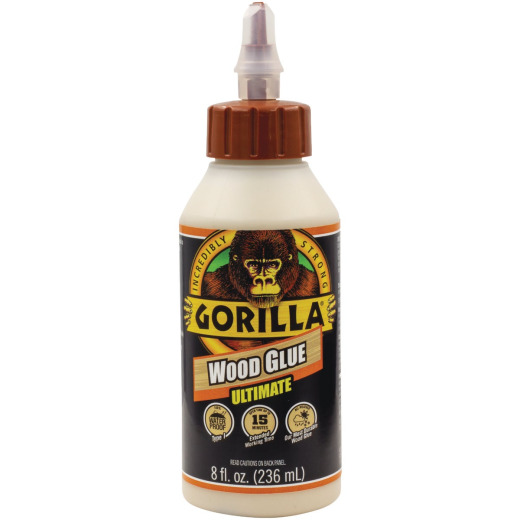 Gorilla 8 Oz. Ultimate Wood Glue