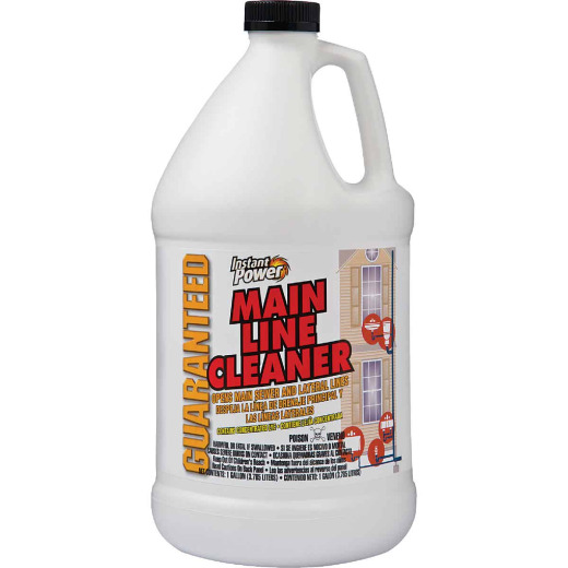Instant Power Non-Acid Liquid 1 Gal. Sewer Line Cleaner