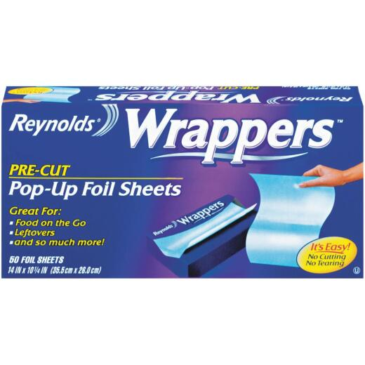 Reynolds Wrappers Aluminum Foil (50 Count)