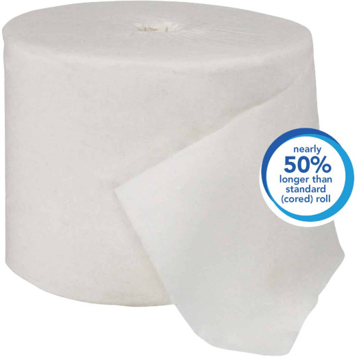 Scott Essential Coreless Standard Roll Bath Tissue (36 Rolls)