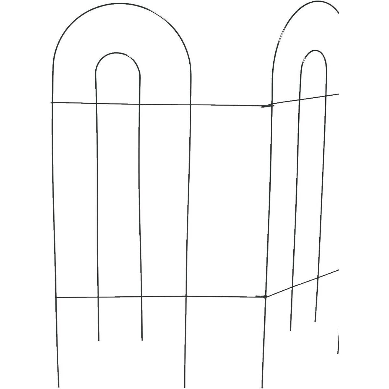 Best Garden 10 Ft. Wire Folding Fence Image 2