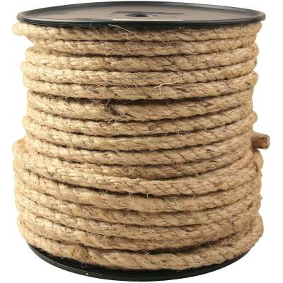 Do it 1/2 In. x 200 Ft. Tan Sisal Fiber Rope
